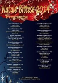Programma Natale Bittese 2014
