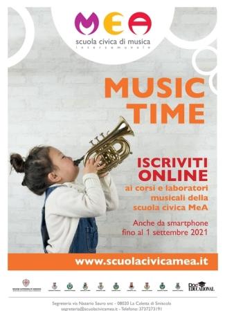 Scuola Civica di musica MEA
